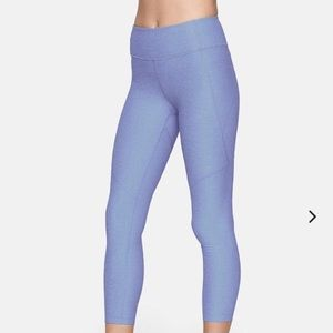 NWT Outdoor Voices 3/4 Warmup Legging